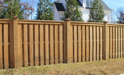 wood privacy fences. Abby Fencing Has A Vast Selection Of Wood To Meet Your Needs! Whether You\u0027re Looking For Picket Or Privacy Fences We Have What